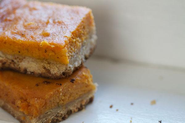 Sweet Potato Squares Recipe