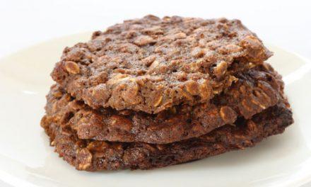 Baked Apple Oatmeal Cookies | Cookie Recipe