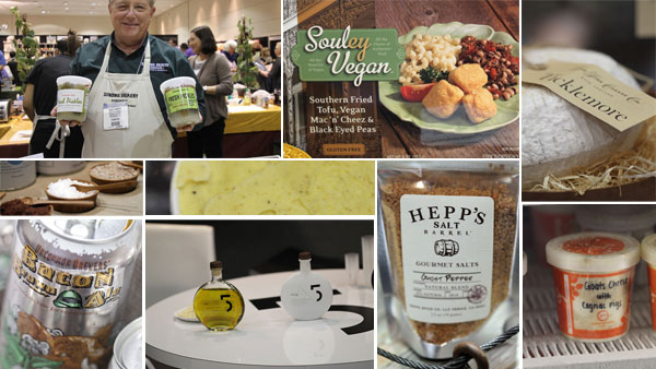 Fancy Food 2012: What's Hot