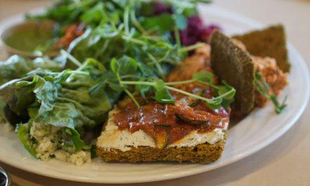 Lydia's Kitchen opens in Petaluma