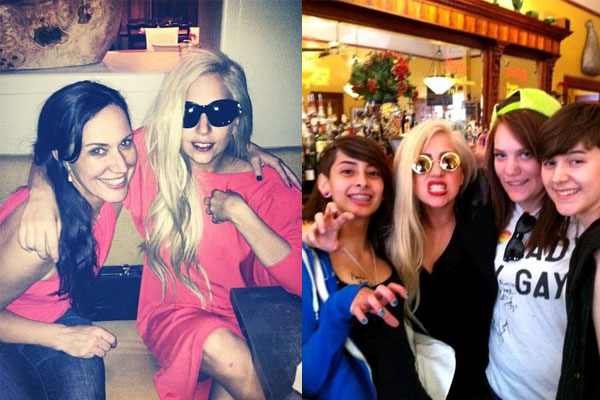 Gaga to make wine in SoCo?