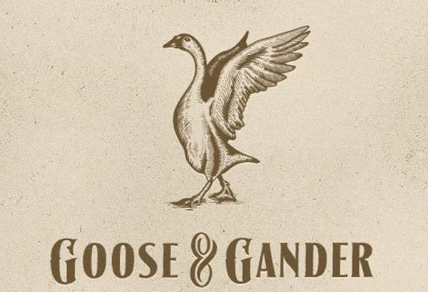 Goose and Gander open