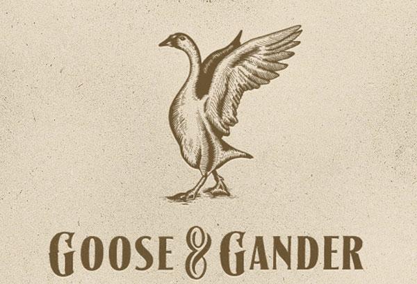 Goose and Gander open