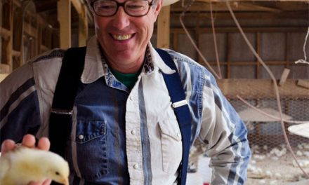 Joel Salatin at Tara Firma Farms