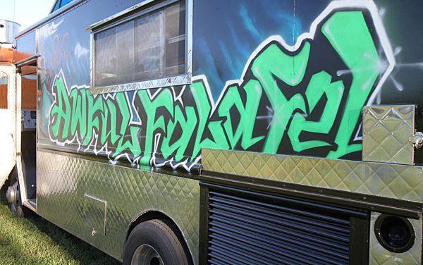 Food Trucks at NASCAR