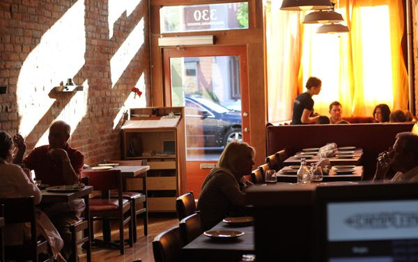 Campo Fina: Chef Ari Rosen does Italian with an American accent