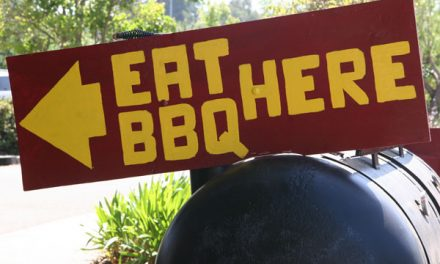 Map of Sonoma County Barbecue Spots
