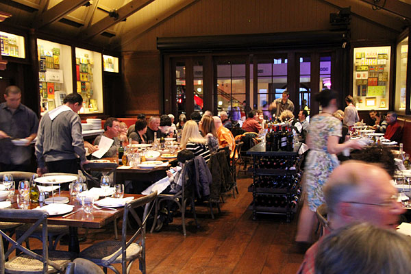 Crowd Appeal: Restaurants for large groups
