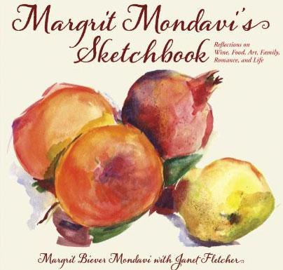 Magrit Mondavi Book Release