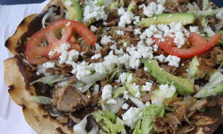 Tlayuda Oaxacan Pizzas