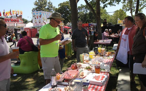 Fair Food Scramble 2012 RESULTS