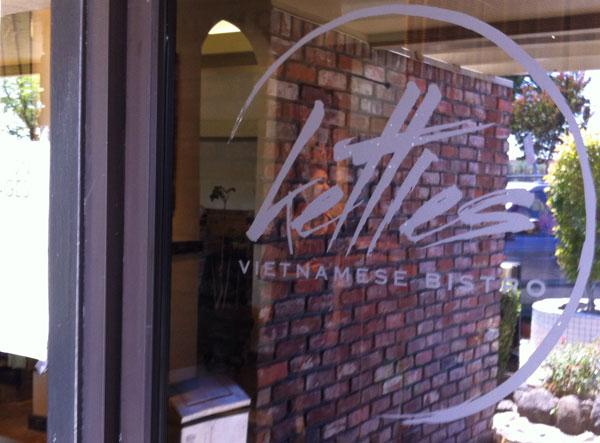Kettles Vietnamese Bistro opens