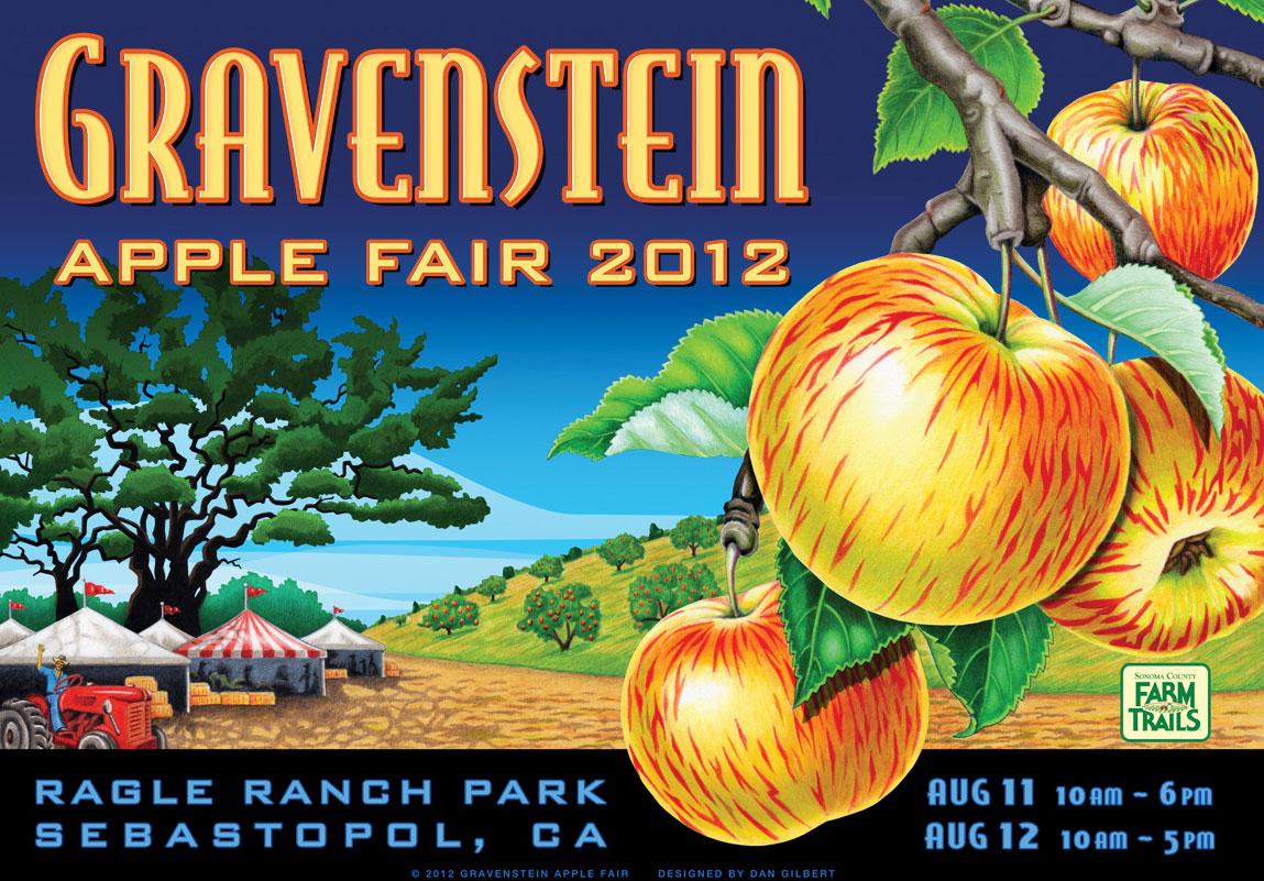 Gravenstein Apple Fair 2012