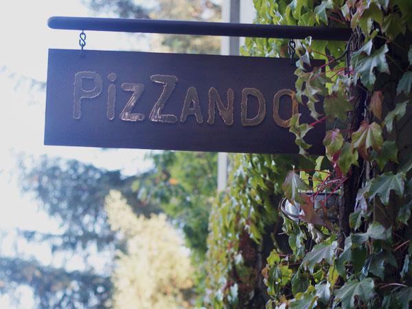 Pizzando Healdsburg