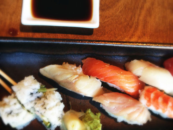 Shige Sushi in Cotati features authentic Japanese Cuisine