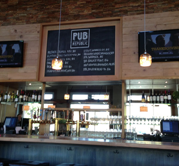 Pub Republic Opens