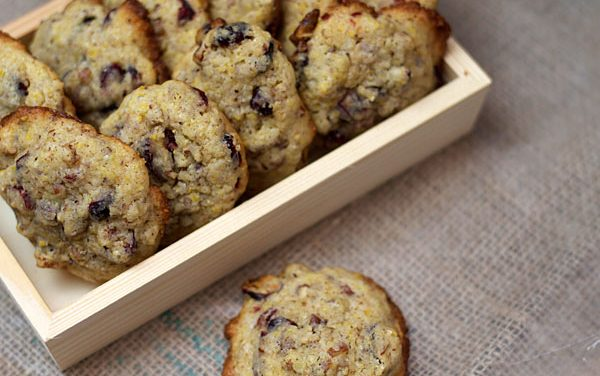 Cornberry Cookie Recipe