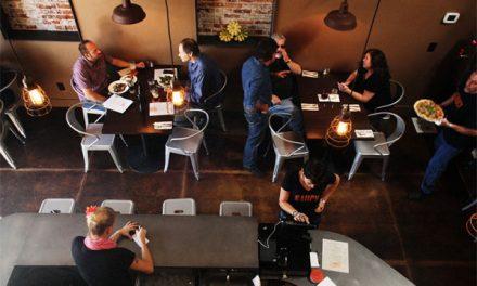 Mendocino Restaurants Saucy, Aquarelle, Hopland Ale House open