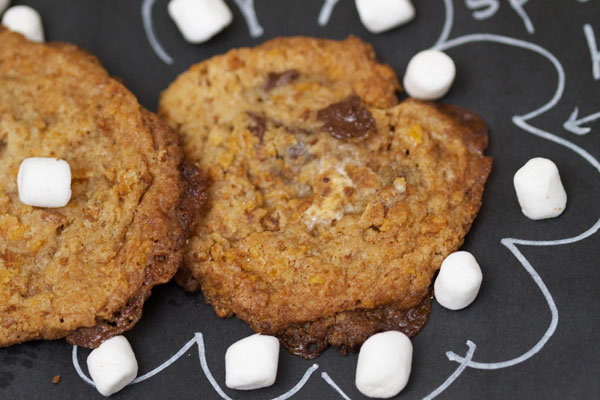 Cornflake Crunch Cookie Recipe