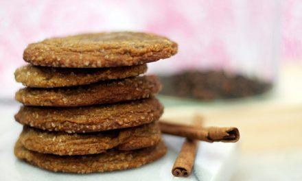 Sugar and Spice Cookie Recipe