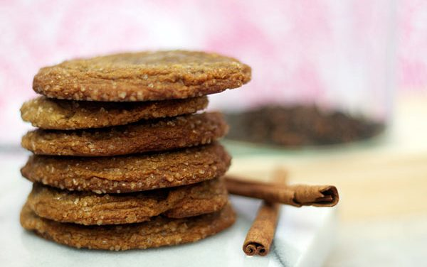 Sugar and Spice Cookie Recipe