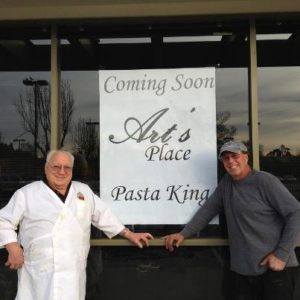 Art Ibleto will open Art's Place in Rohnert Park (courtesy of Art's Place)