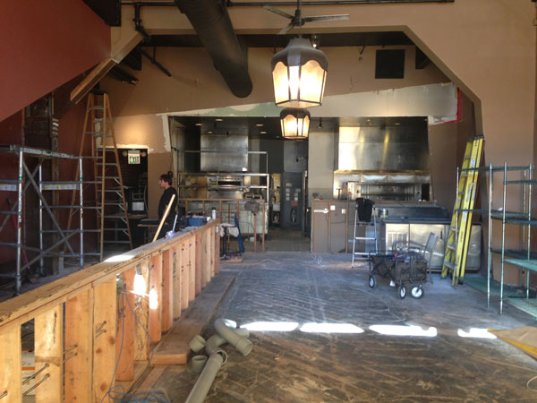 Belly Left Coast Kitchen and Tap Room in Santa Rosa