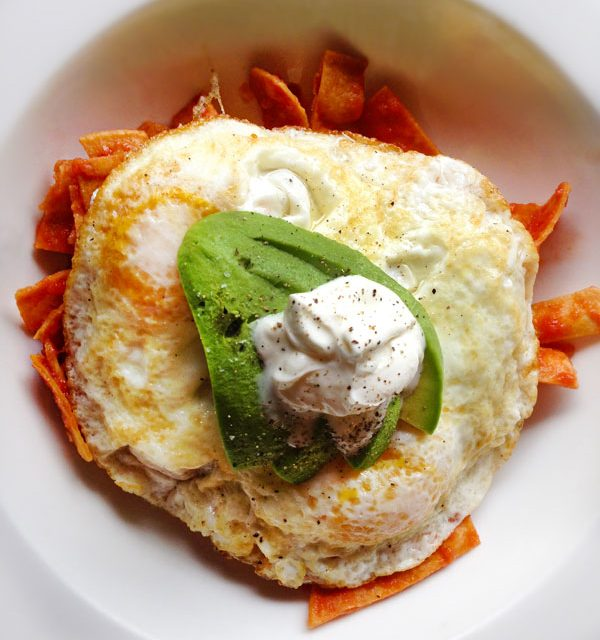 Where to eat the Best Chilaquiles in Sonoma County Restaurants