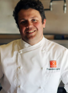 Chef Francesco Torres of Canneti Roadhouse