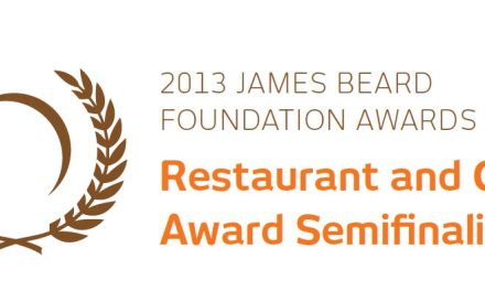 2013 James Beard Award Semi-Final Nominees announced