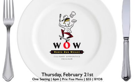 Third Thursday dinners for WOW