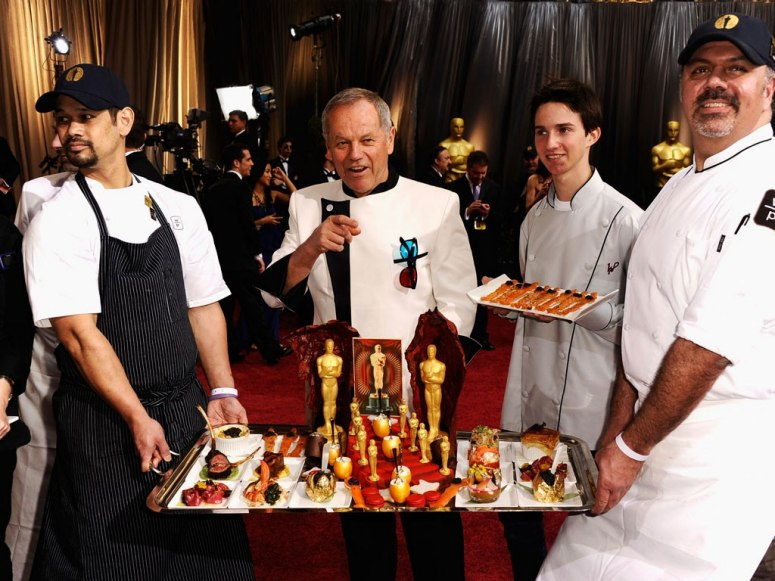 Wolfgang Puck, courtesy of Getty Images