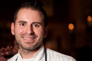 Chef Matthew Accarino of SPQR courtesy of StarChefs.com