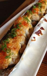 After School Special Roll at Haku Sushi in Santa Rosa