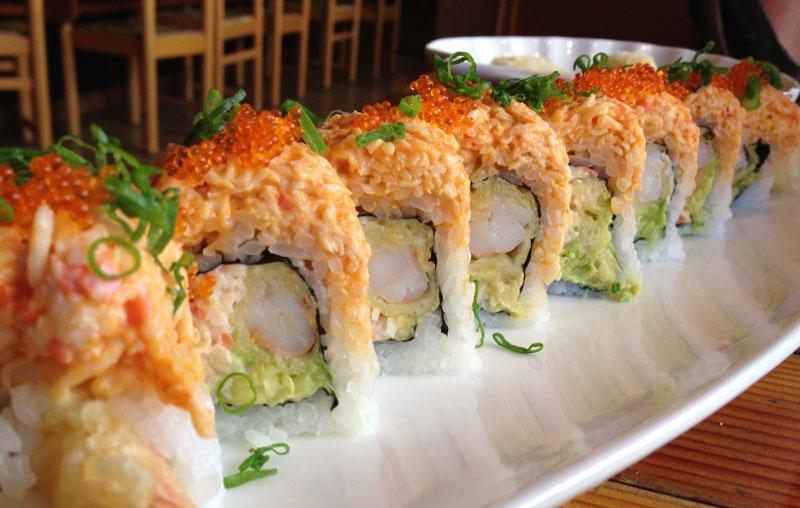 Haku Sushi Santa Rosa