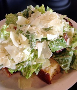 Classic Caesar Salad at Art's Place in Rohnert Park