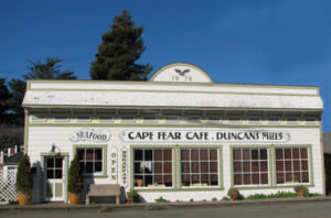 Cape Fear Cafe in Duncans Mills
