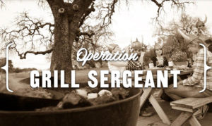 Are you up for the job of Murphy-Goode's Grill Sergeant? Are you willing to wear a viking helmet?