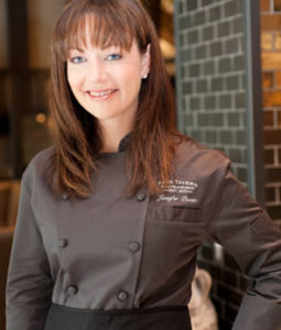 Chef Jennifer Puccio guest chefs at La Toque on March 7.