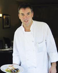Chef Todd Davies