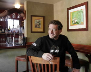 Chef Tai Olesky in 2009 (PD File)