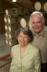 Dolores Cakebread has been honored by Les Dames d'Escoffier