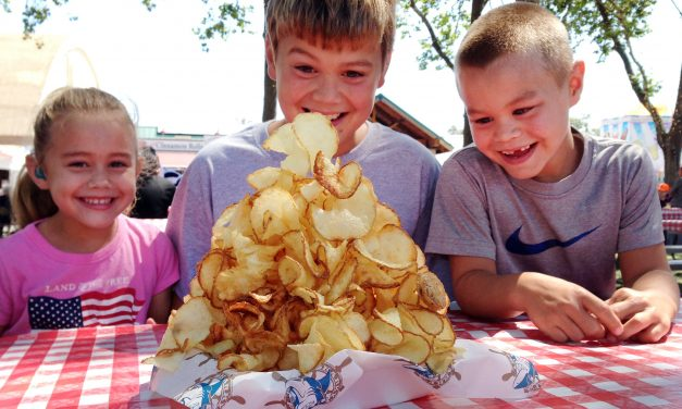 Win A Spot at the Fair Food Scramble 2016