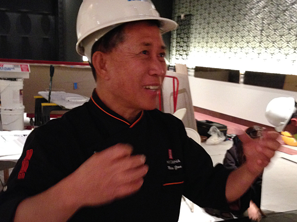 Hard Hat Tour of Graton Casino and Resort