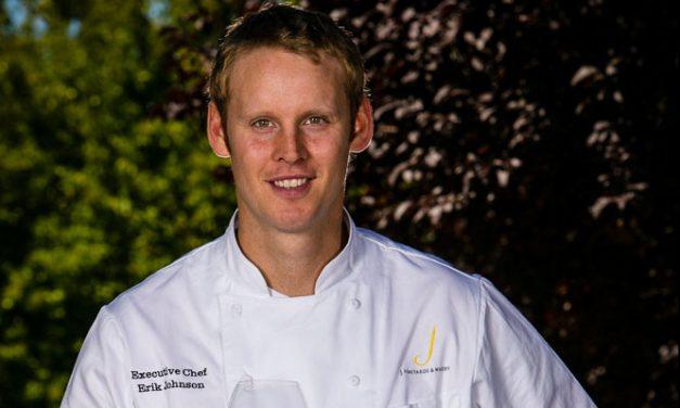 Chef Shuffle: J Vineyards