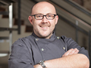 Sean O'Toole of Torc restaurant opening in the former Ubuntu space.