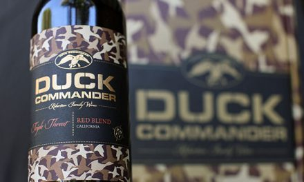 Duck Dynasty Wines? Yup.