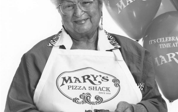 Happy 100th, Mary!