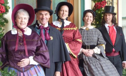 Dickens Dinners at Madrona Manor
