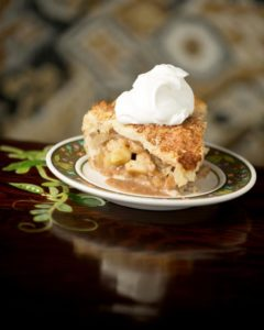 Pink Lady Apple Pie at Wishbone restaurant in Petaluma. (Alvin Jornada / The Press Democrat)